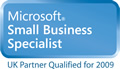 Microsoft Small Business Specialist accreditation